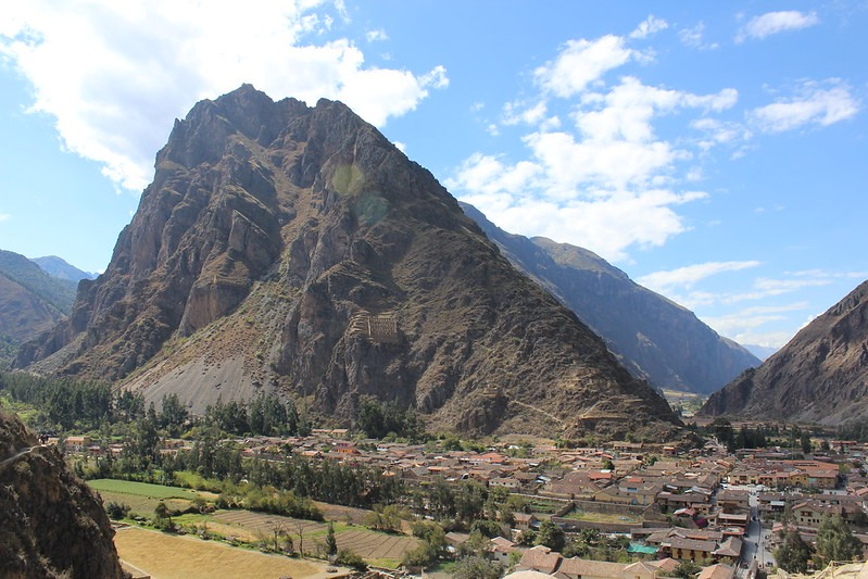Ollantaymbo   Peru