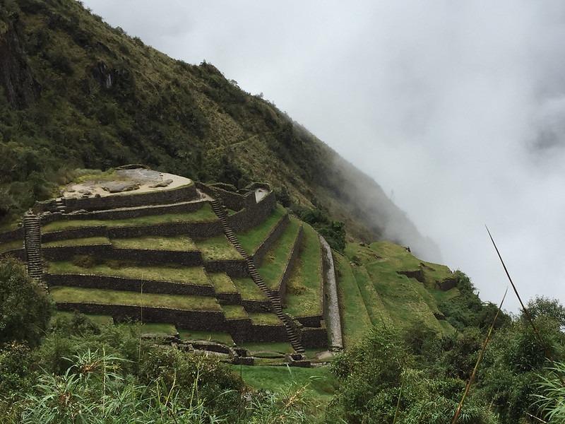 Phuyupatamarca   Peru
