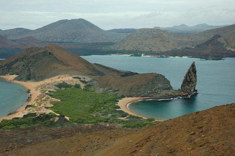 Pinnacle Rock   Galapagos   South America Travel