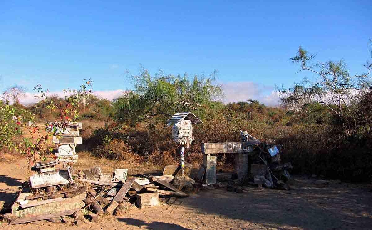 Post Office Bay | Galapagos Islands