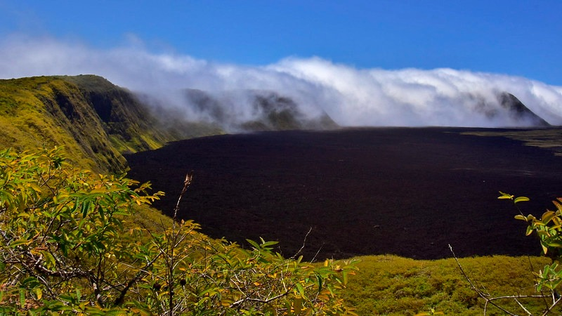 Sierra negra volcano | Galapagos Islands | South America Travel