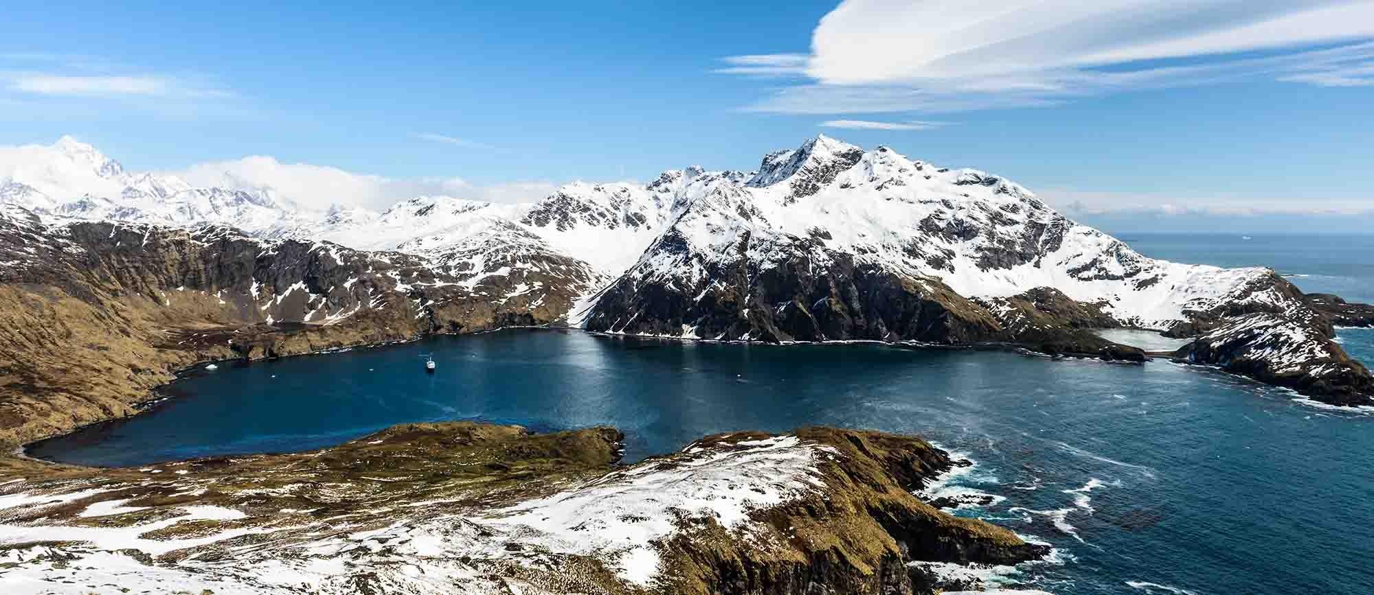Antarctica vacations