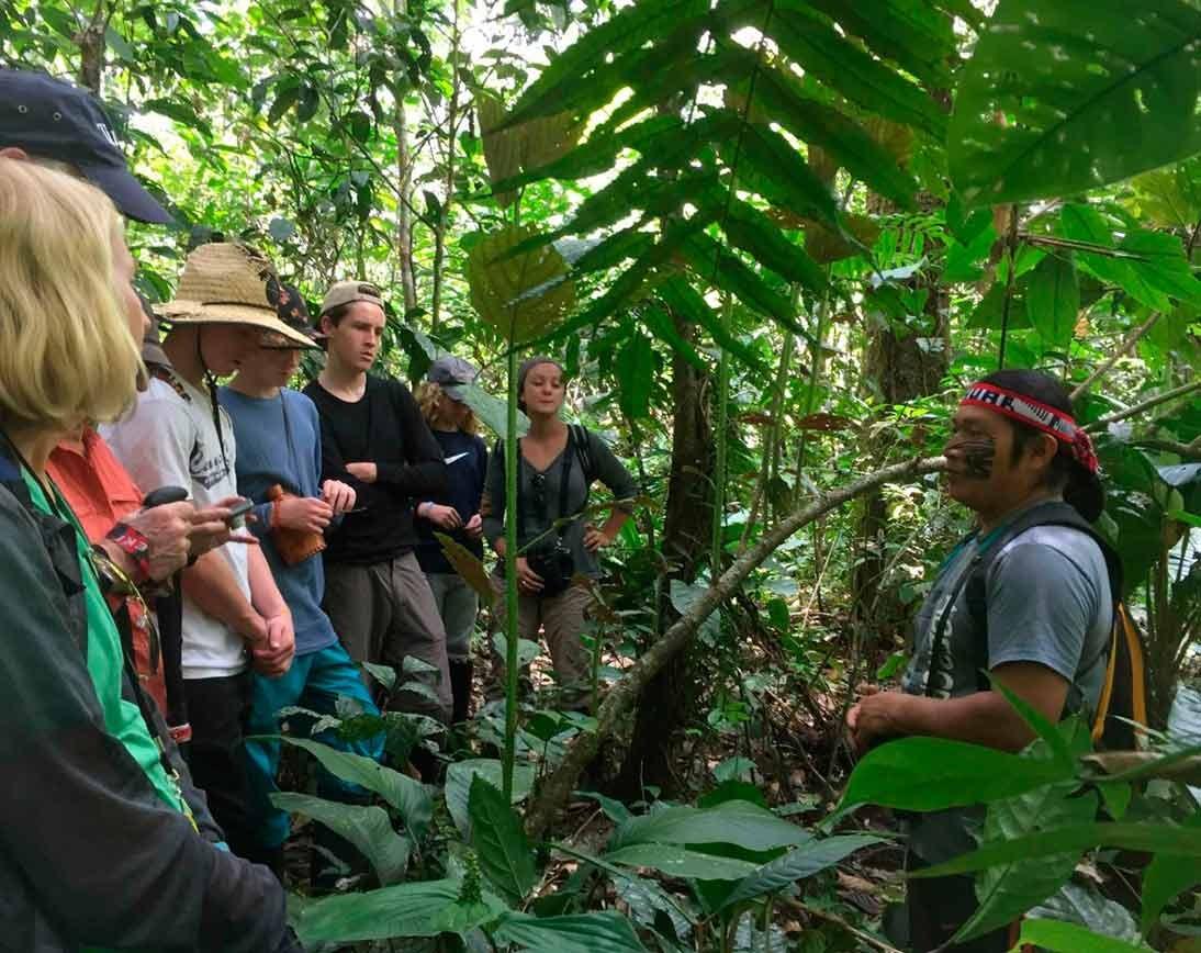 Amazon Cultural Tour   Ecuador