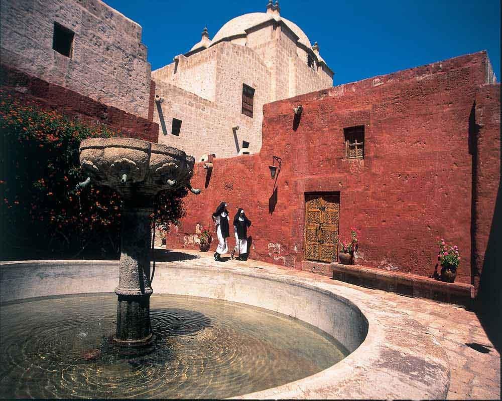 Arequipa City   Peru