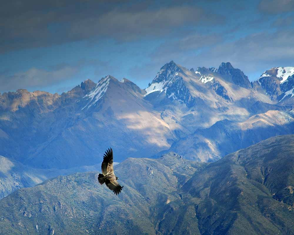 Arequipa Skies   Peru