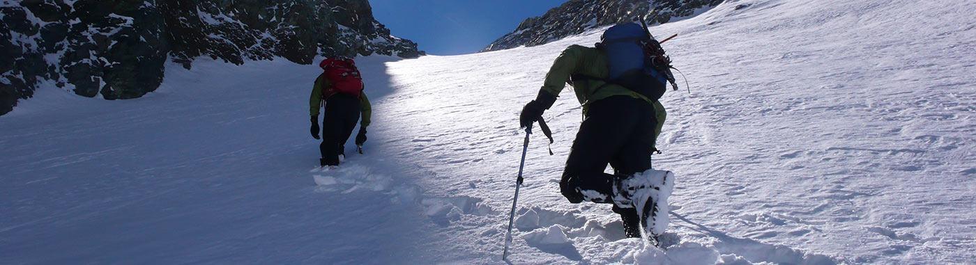 Cotopaxi Climbing   Ecuador