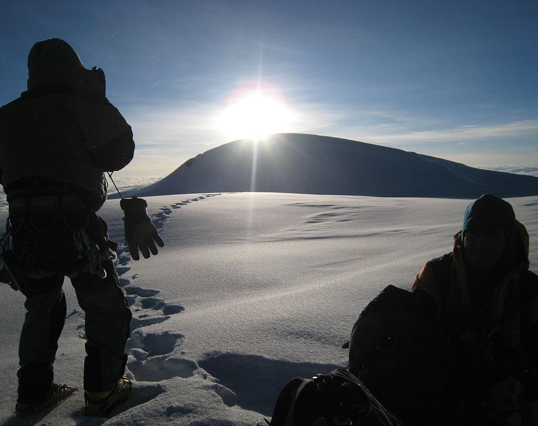 Cotopaxi Ride & Climb