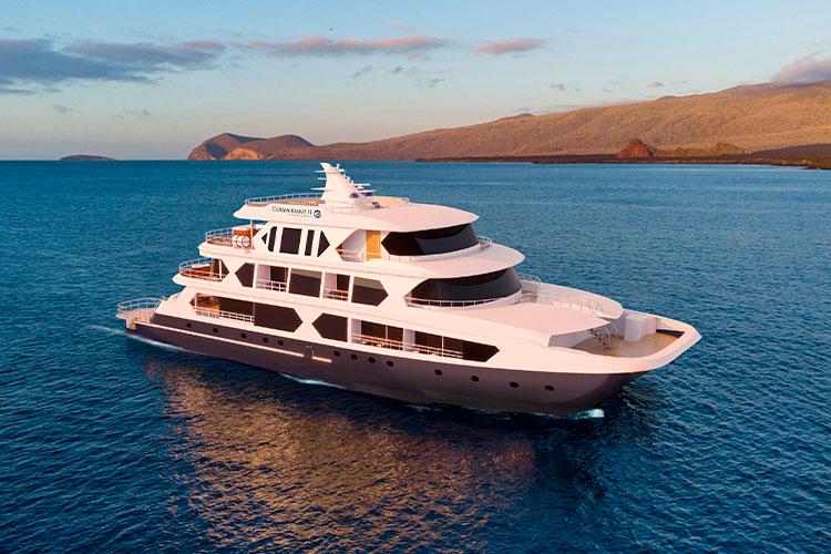 Cormorant II |  Galapagos Cruises