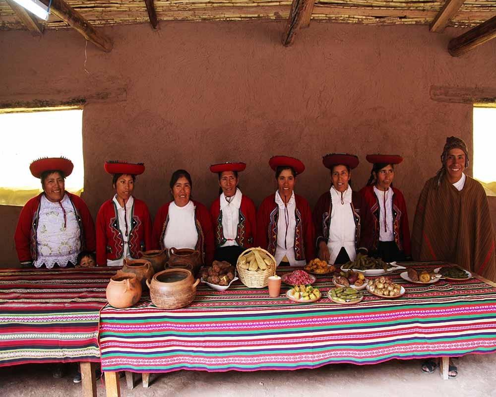 Cusco Community   Peru