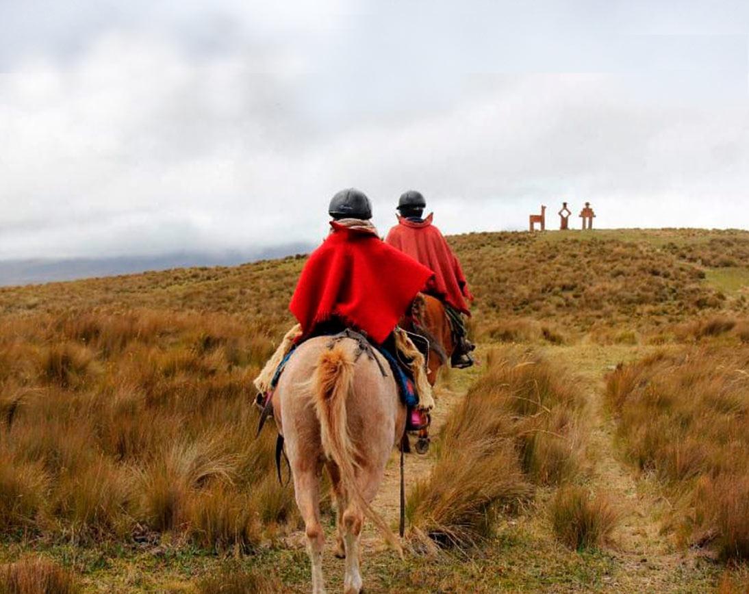 Andes Horseback Riding | Ecuador