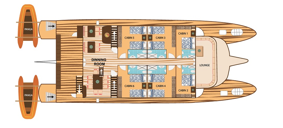 Main deck | Tip Top 2