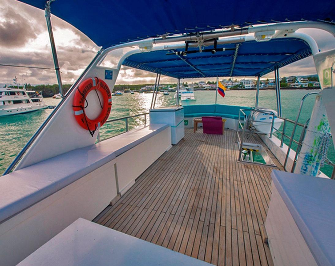 Nortada  |  Galapagos Cruises