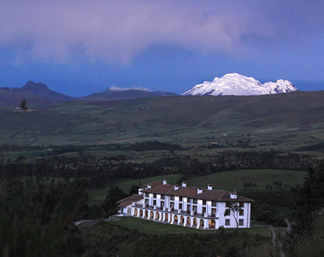 Riobamba & Nariz del Diablo   Ecuador
