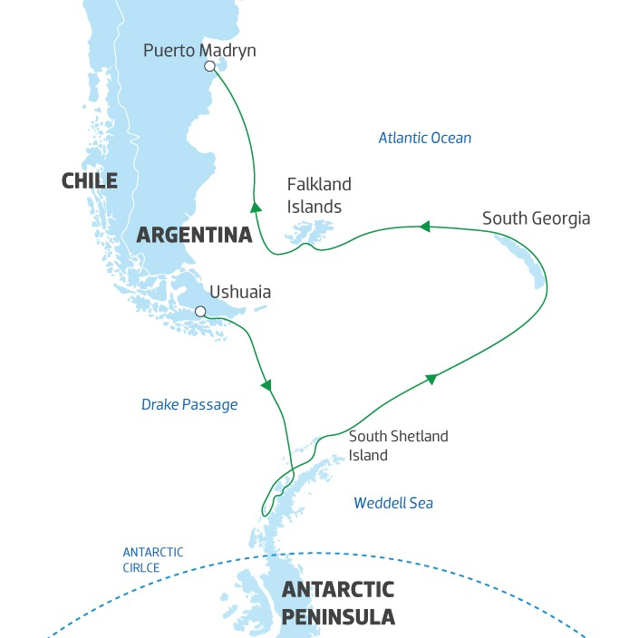 [object Object] | Antarctica Map