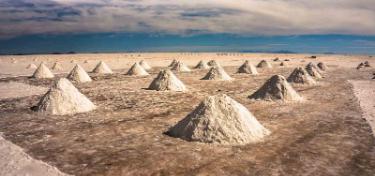 Colchani   Bolivia