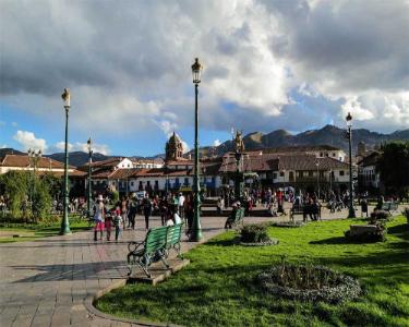 Cusco Plaza | Peru