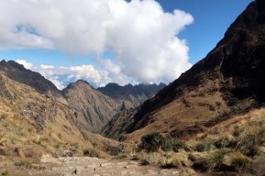Dead Woman Pass | Peru
