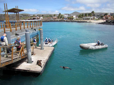Baquerizo Moreno Port | Galapagos Islands - Islas Galápagos