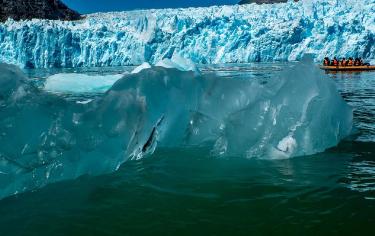 San Rafael Glacier   Chile