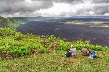 Sierra Negra Volcano | Galapagos Islands - Islas Galápagos