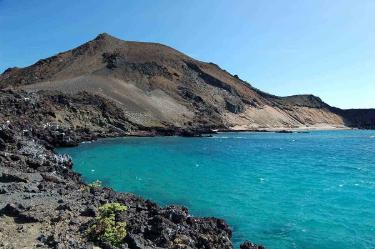 Galapagos Sullivan Bay - Islas Galápagos