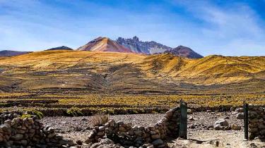 Tunupa Volcano | Bolivia