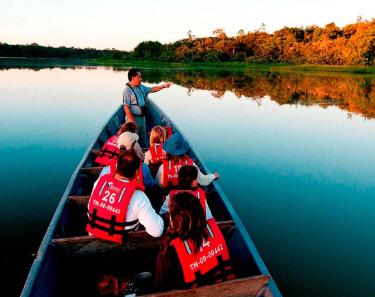 Amazon Tour   Ecuador