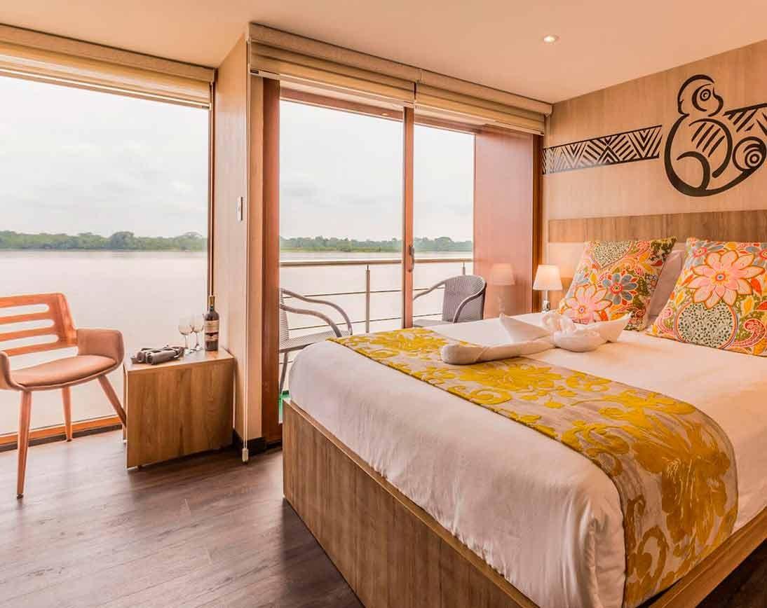 Amazon River Cruise   Ecuador