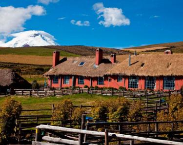Cotopaxi Rach   Ecuador