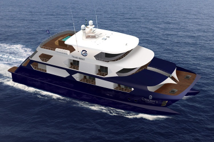 Cormorant II    Galapagos Cruises