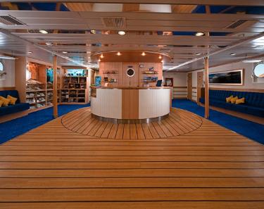 La Pinta |  Galapagos Cruises