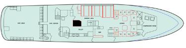 Main deck | Aggressor