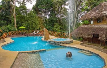 Amazon Basin Pools   Ecuador