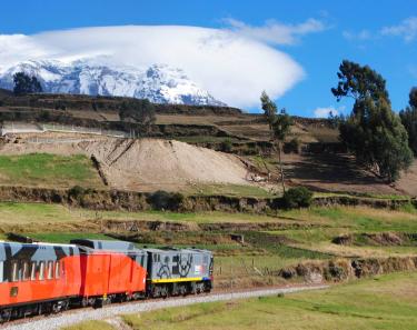 Ecuador Avenue of Volcanoes Tour 3 or 4 days