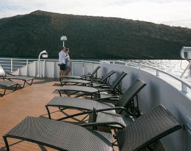 Santa Cruz II |  Galapagos Cruises