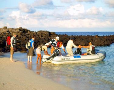 Santa Fe Island | Galapagos