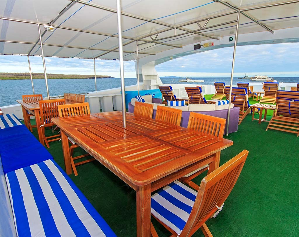 Sun deck | Archipel 2