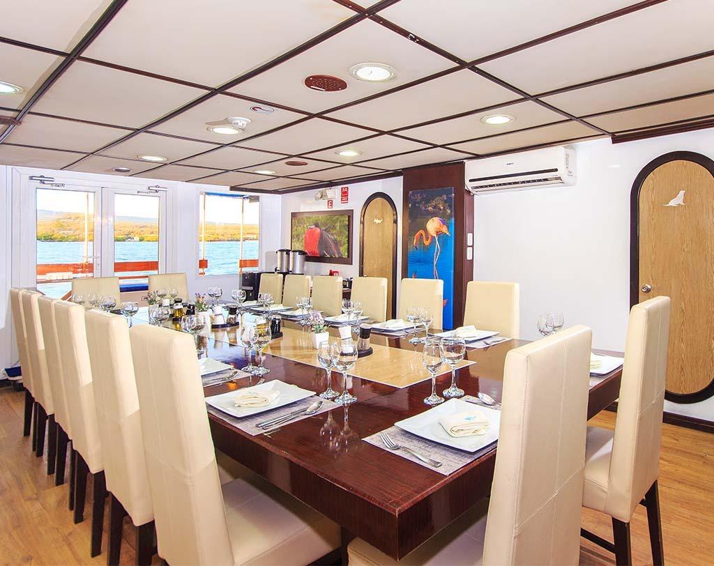Dining area | Archipel 2