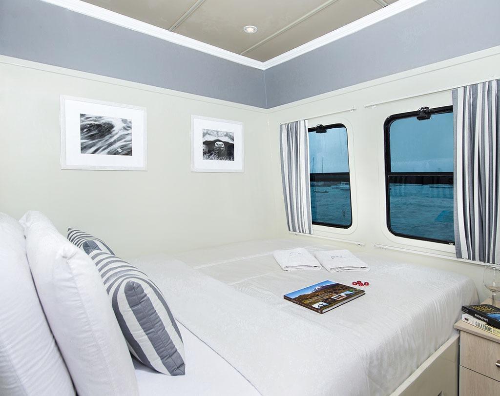 Double Cabin   Archipel 1 Catamaran