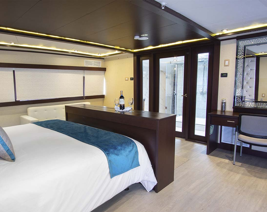 Suite | Grand Majestic Yacht
