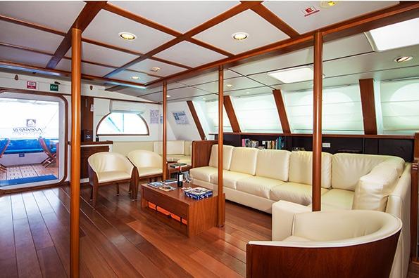Living area   Nemo 3