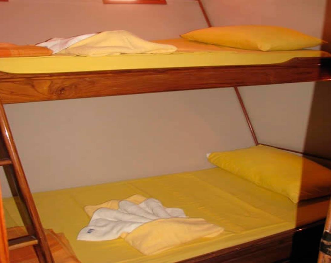 Bedroom   Aida Maria Yacht