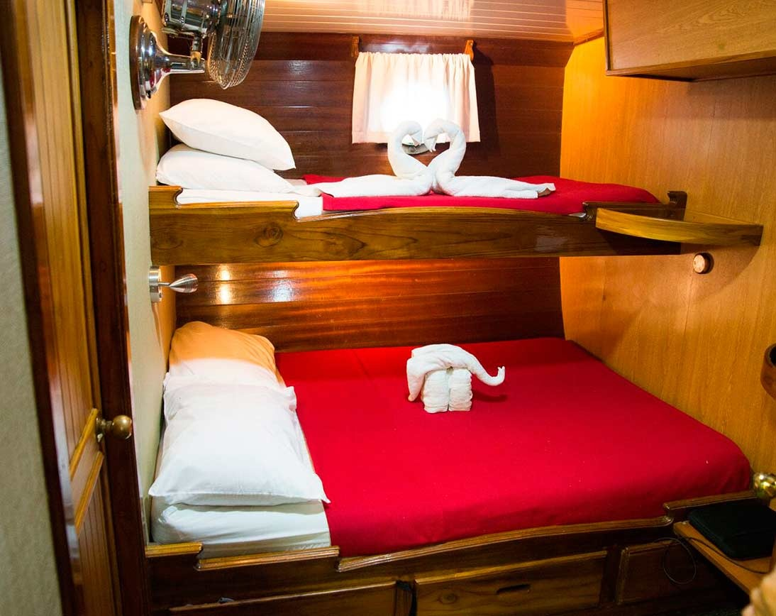 Bedroom | Beagle Sailboat
