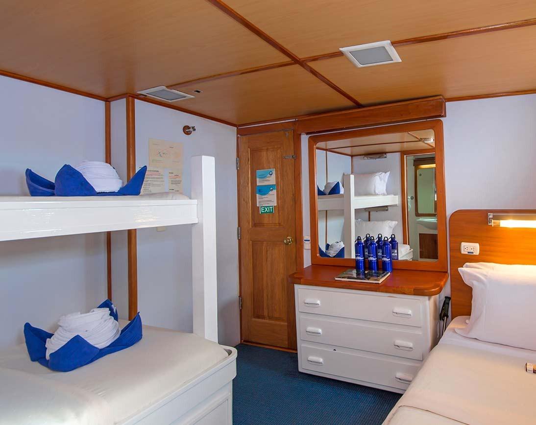 Cabin   Beluga Yacht