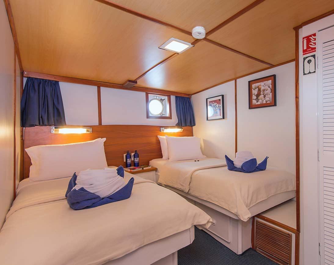 Suite   Beluga Yacht