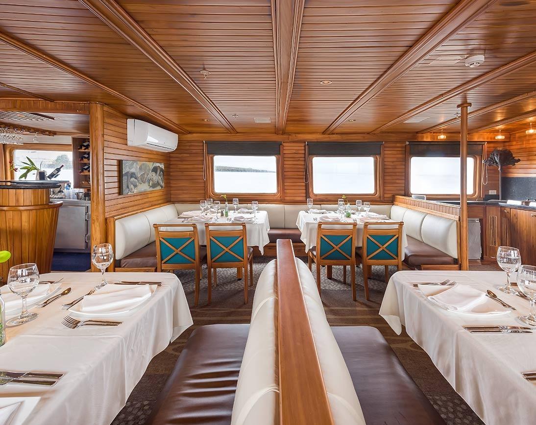 Dining area | Coral 1 y 2