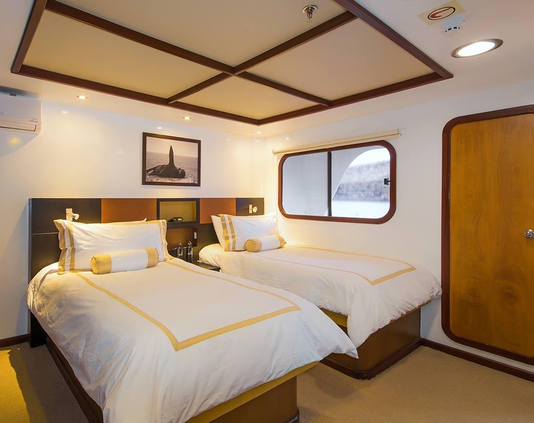 Suite   Cormorant Catamaran