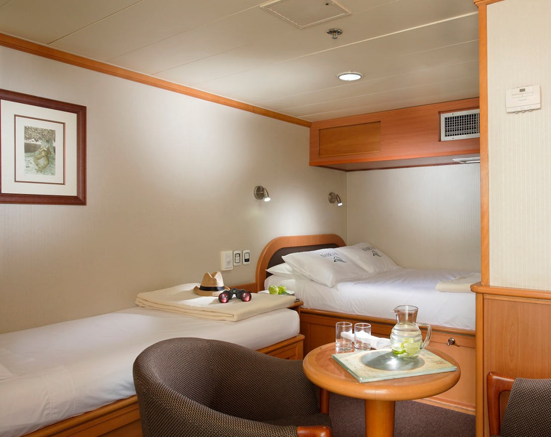 Suite   Isabela II Yacht