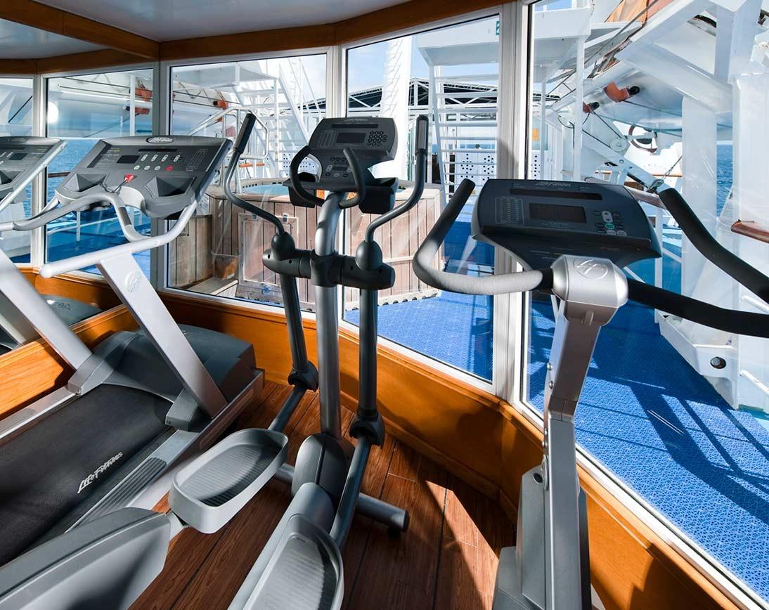 Gym   Isabela II Yacht