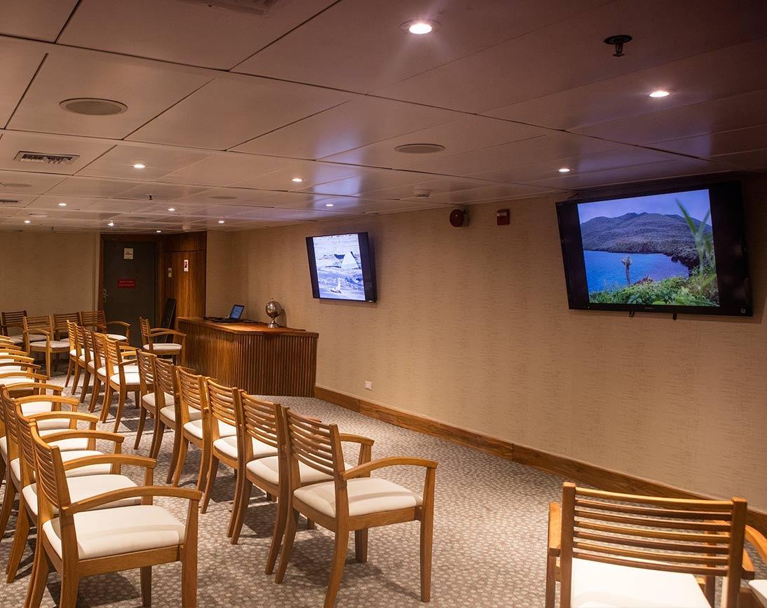 Auditorium   Galapagos Legend
